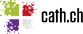 Logo cath.ch